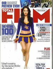 MEGAN FOX UK Total Film Magazine 11/09 PAUL BETTANY