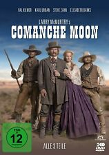 "Comanche Moon (1-3) - Miniserie nach Larry McMurtry (""Brokeback Mountain"") [DVD]"