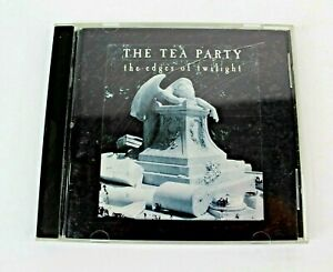 The Tea Party : The Edges Of Twilight CD 1995 EMI Music Canada Disc Is excellent