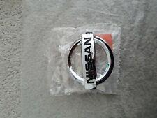 Genuine New NISSAN REAR BADGE Logo Emblem For All F15 JUKE Models from 2010-2020