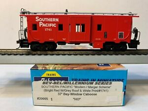 HO Athearn Blue Box Bay Window Caboose Southern Pacific, SP #1741