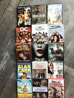 Joblot/Wholesale/Bundle Of Comedy/mixed DVDS & 3 Box sets All VGC - Total Of 15