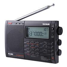 TECSUN PL660 Weltempfänger UKW SSB AIR Band PLL Dual CONVER/MULTI Tragbar Radio