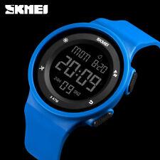 skmei fashion digital watch waterproof count down men women wristwatch 1445 50m