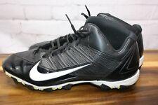 Nike Alpha Shark Fastflex Mens Football Cleats Sz 15 Euc Athletic Shoes