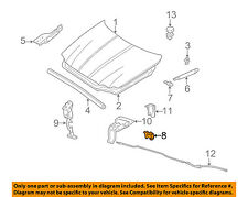 JAGUAR OEM 02-08 X-Type Hood-Lock Latch C2S45014