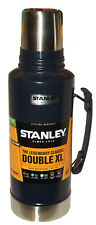 Stanley Legendary Classic Extra Large 1.9l Thermos Vacuum Flask Stainless Steel Green