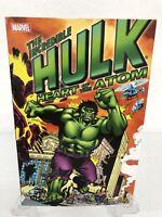 Incredible Hulk Heart of the Atom Doc Samson Marvel Comics TPB Paperback NEW