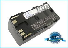 7.4V battery for Canon E1, MV200, XH A1, ES-60, ES-65, ES-8400V, Optura, E30, V6