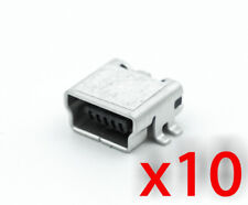 10x Mini USB Type B SMD SMT Connector Female Right Angle UX60SC-MB-5ST 10pcs