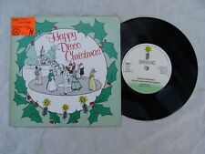 DISCO CHRISTMAS pt 1&2 THE NUPTOWN  CORPORATION BAND  daf 1