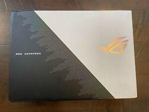 "ASUS ROG Zephyrus G15 Ultra Slim Laptop, 15.6""  RTX3060 16GB 512SSD - GA503Q New"