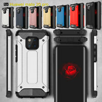 For Huawei Mate 20 / 20 Pro Shockproof Armor Hybrid Tough Heavy Duty Case Cover