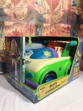 Disney Pixar Toy Story And Beyond RC Car Super Soft Fun Racers With Sounds MIB