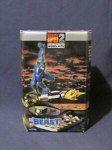 Marvel Comics Toy Biz 1999 The Beast Model Kit #47780