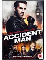 Accident Man DVD (2018) Scott Adkins, Johnson (DIR) cert 15 ***NEW***