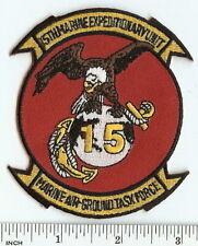 IMTS USMC Improved Moving Target Simulator PATCH Marines LAAD Stinger Missile