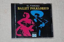 El Famoso BALLET FOLKLORICO (CD, Orfeon Records)