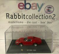"DIE CAST "" OT 1300 - 1965 "" + TECA RIGIDA  BOX 2 SCALA 1/43"
