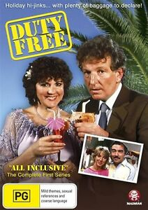 Duty Free : Series 1 (DVD, 2011) UK TV Comedy Soap NEW R4 FREE POST