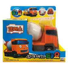 Tayo Chris pull back function mini car (standard & sweety)