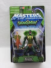 MOTU,200X,KOBRA KHAN,Masters of the Universe,MOC,carded,Sealed,He Man
