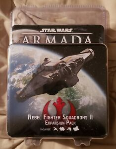 Star Wars Armada: Rebel Fighter Squadrons II Expansion Pack~FFG~New