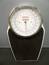 Vintage Seca Medical Scales 150KG with Free Dead Spider.
