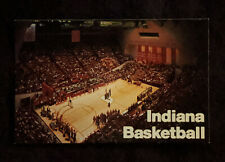 1988-89 Indiana Hoosiers Basketball Schedule