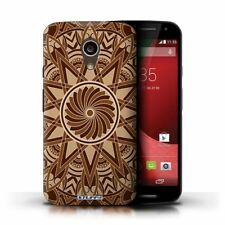 Étuis, housses et coques Motorola Moto G en toile pour téléphone mobile et assistant personnel (PDA)
