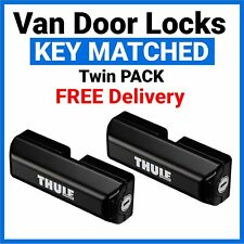 Thule Universal Van Door Security Lock Twin Pack - 309833