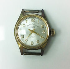Andre Bouchard Anti-Magnetic Stainless Steel Back 17 Jewels Watch (for parts)