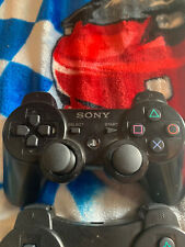Official Sony PlayStation 3 Six Axis Controller Black OEM PS3