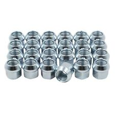 24 Open-End Bulge Acorn Lug Nuts fits M14x1.5 GMC, Ram, Chevy, Cadillac