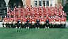"""15"""" X 10"""" Couleur 2001 British Lions Squad photographie-Pré Tour"""