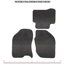 Premium Tailored Car Mats set of 4 - fits Nissan X-Trail 2001 - 2007