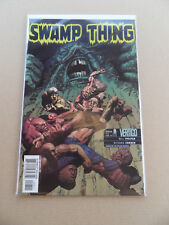 Swamp Thing 8 . DC / Vertigo 2004 . VF +