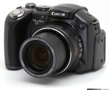 Canon PowerShot S3 IS Camera- Used