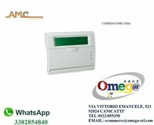 AMC Vox-Out Combinatore Telefonico GSM 5 canali sintesi vocale