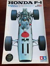 Tamiya F-1 Honda 1/12 Scale F1Ra273 John Surtees 1967 South African Grand Prix