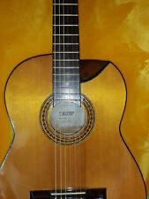 1960s JAPAN Trump Classical Guitar with Custom Cedar Cutaway and Case