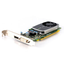 Nvidia Quadro 600 1GB DDR3 PCI-E x16 DVI D-Port Graphics Card PWG0F 03T8009