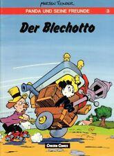 Panda und seine Freunde, Bd. 3 : Der Blechotto, SC, Carlsen