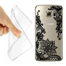 "Cover Samsung Galaxy S7 Edge 5.5"" Simpeak Custodia trasparente"