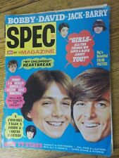 DAVID CASSIDY, EASTWOOD,3 DOG NIGHT, DYLAN, JACKSON 5 11-70 16 MAG SPEC