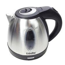 Bollitore elettrico Scalda acqua 1 2l 1630w acciaio inox per Tè Tisane Extrastar