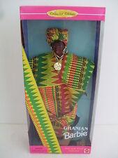Barbie Dolls of The World Ghanian 1996 NRFB #15303 Mattel