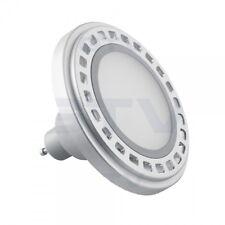 GTV LAMPADINA LED warmweiss 12w gu10 850lm Lampada Pera Lampadina con argento A