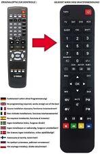 Ersatz Fernbedienung passend für Yamaha DVD-S1700 | DVD-S1800