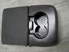 97-03 FORD F150 F-150 CENTER CONSOLE DUAL CUP HOLDER JUMPSEAT ARMREST ARM REST 2